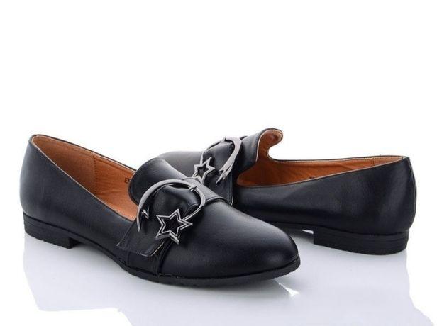 Туфли балетки, лоферы