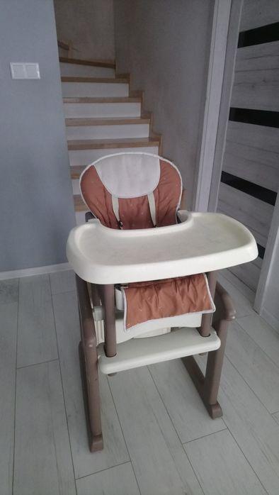 Krzesełko do karmienia Rzeszów - image 1