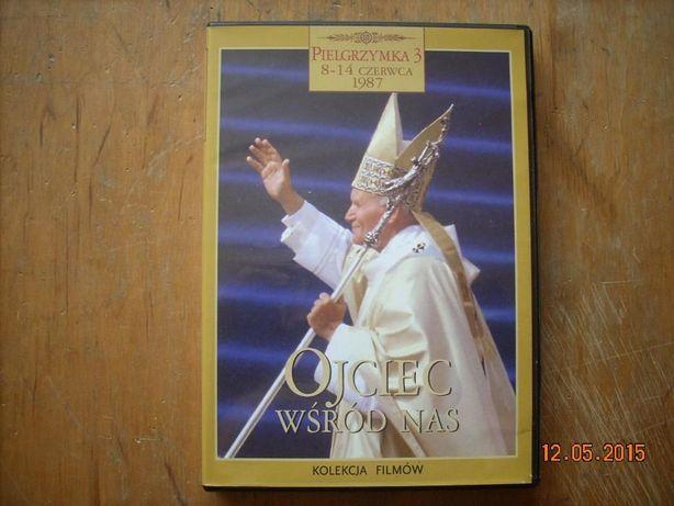 DVD Ojciec wśród nas Pielgrzymka 3 8-14 czerwca 1987