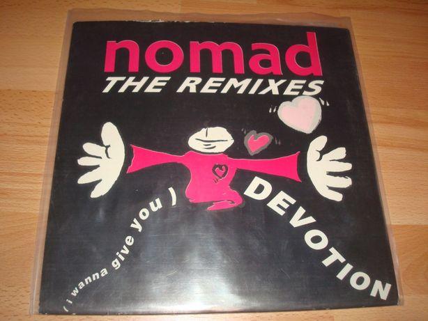 Płyty winylowe Nomad-The Remixes