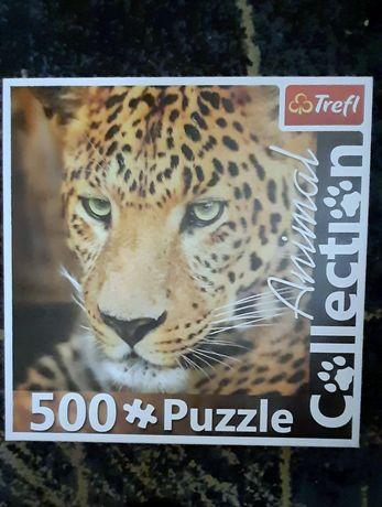 Puzzle, 2 rodzaje