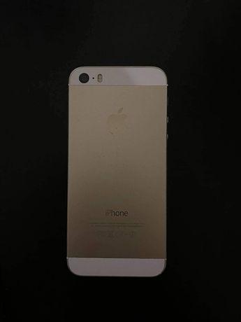 iPhone 5s 16GB kolor złoty