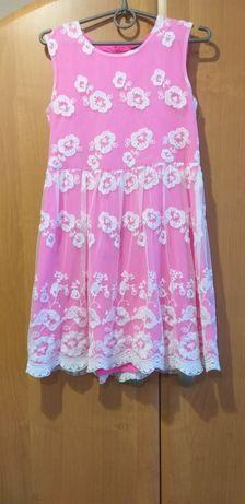 Красивое нарядное платье George 6-8 лет