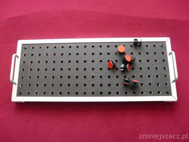 pedalboard USA firmy leprechaun pedalboards + uchwyty (Pedlocs)