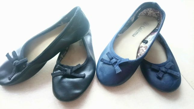 Buty dziewczęce, baleriny rozm 31