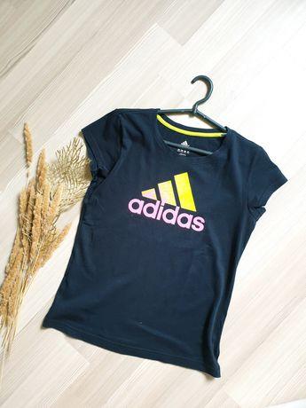 Футболка adidas с логотипом оригинал новая
