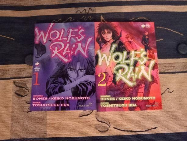 """Manga """"Wolf's Rain"""" 1-2, JPF Przygodowe"""