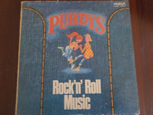Puhdys Rock'n'Roll Music