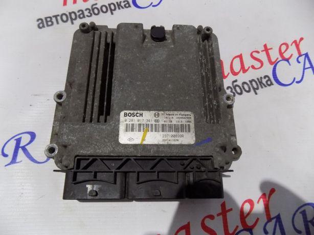 Блок управления двигателем ЭБУ Мозги Renault Master Рено Мастер 2.3dCI