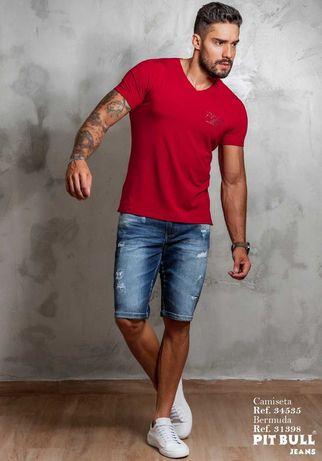 Roupa pitbull jeans portugal