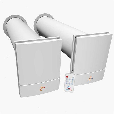 Рекуператоры-свежий воздух в Вашем доме