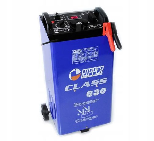 Пуско-зарядное устройство RIPPER CLASS650 12/24в Пусковое