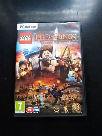 the lord of the rings - gra komputerowa lego