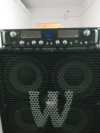 Warwick quad 6 ,4x10+1x15 speakers
