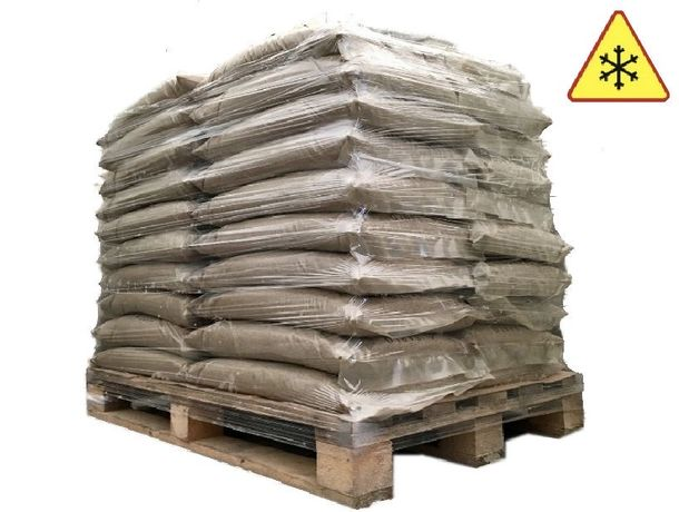Sól drogowa workowana TONA  worek 25kg 1000KG faktura !