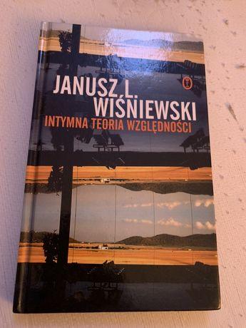 Intymna teoria względności - Janusz L. Wiśniewski - książka