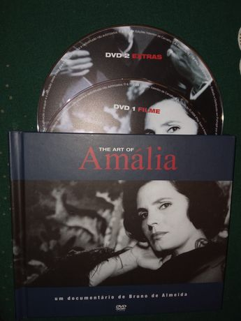 2DVD• The Art of AMÁLIA RODRIGUES