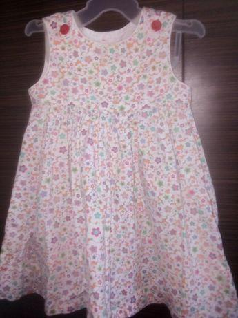 Sukienka na lato dla dziewczynki