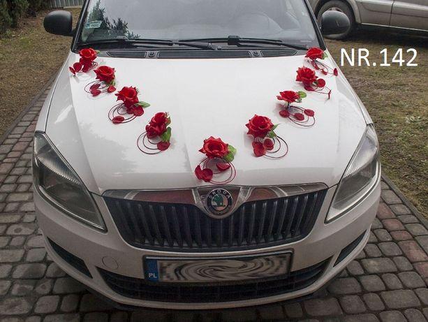 Duży wybór dekoracji na samochód.ZAPRASZAMY