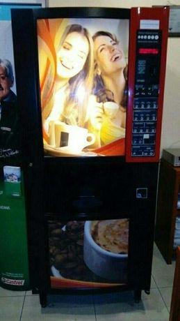 2 Automaty do napojów gorących Wittenborg 2800 + 2 wrzutniki monet