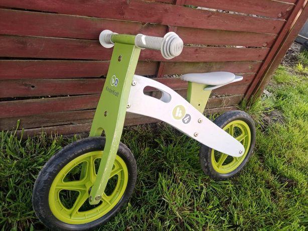 Rower Rowerek biegowy drewniany Kinderkraft