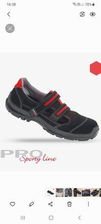 Półbuty robocze PPO Sporty Line