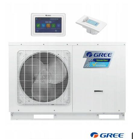 Pompa ciepła GREE Versati 10kW nowość 2020 monoblok bez certyfik fgaz