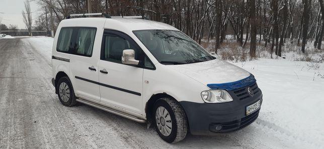 Volkswagen Kaddy пасажир