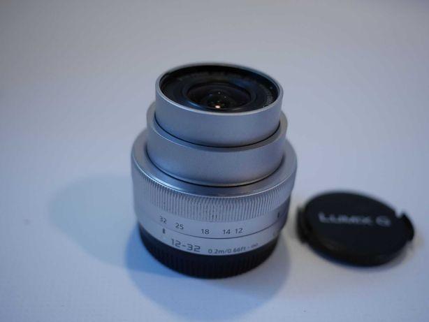 Panasonic Lumix G Vario 12-32 mm f/3.5-5.6 ASPH МЕТАЛИЧЕСКИЙ БАЙОНЕТ!