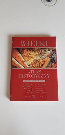 WIELKI atlas historyczny ( praca zbiorowa)