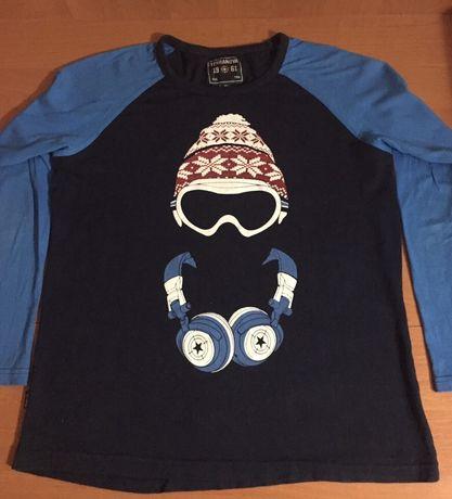 Рубашка, сорочка, футболка, реглан Terranova