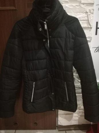 Kurtka zimowa M czarna