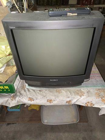 """Telewizor Sony 21"""" Trinitron kineskopowy"""