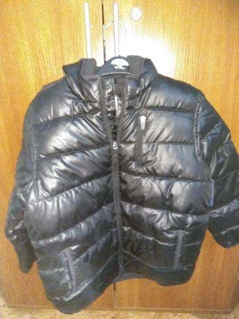 Новая зимняя курточка Old Navy для мальчика размер 6-7 лет