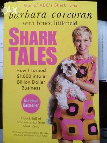 "Livro Barbara Corcoran ""How I turned $1000 into a Billion Dollar..."""