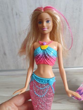 Barbie baletnica syrenka i motor