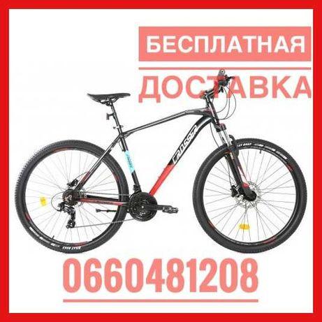Велосипед горный Crosser JAzzz 29 дюймов 19 рама LTWOO+SHIMANO оригина