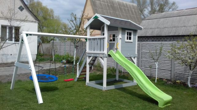 Детская площадка Шпильплац от производителя