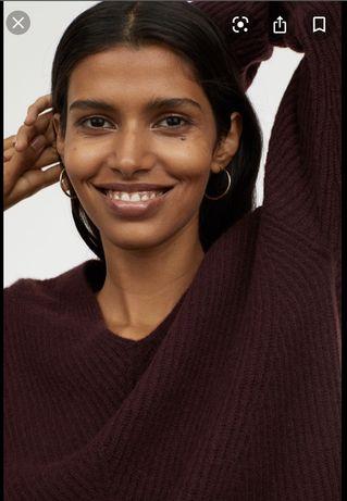 H&M свитер 100% кашемир