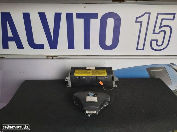 Conjunto Airbags BMW 525Tds 1995