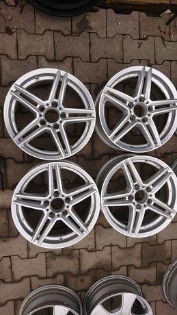 Felgi aluminiowe 6,5x 16 et49 audi a3 a4 a6 vw seat skoda mercedes
