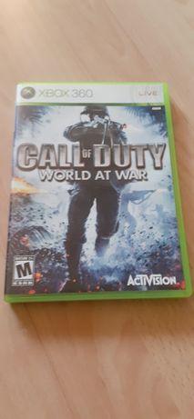 Gra na xboxa Call of Duty World At War