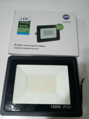 HALOGEN LED 100W naświetlacz lampa reflektor SMD