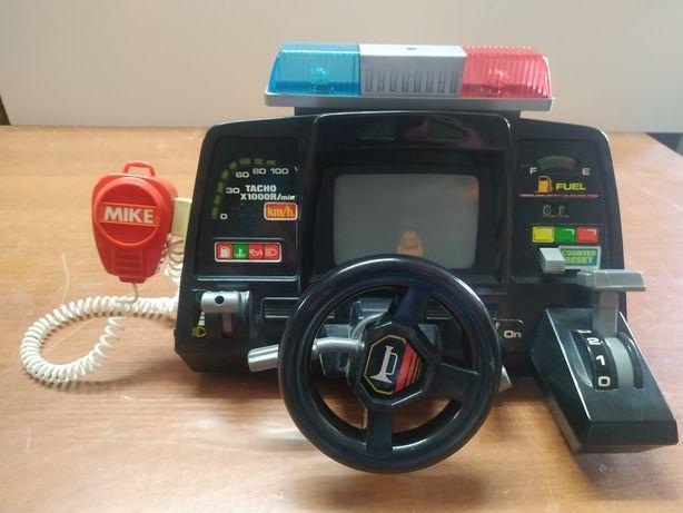 Carro Mercedes electrónico anos 80 - funciona  - em bom estado