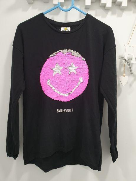 Reserved bluzka zmienne cekiny rozmiar 140