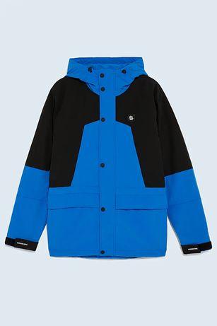 Оригинал Zara Новая мужская куртка парка зара
