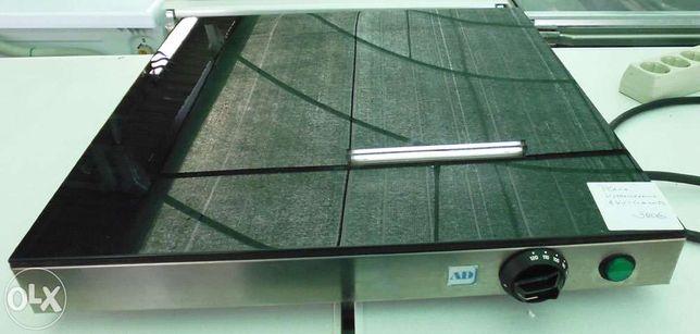 Placa de estufa / aquecimento em vitroceramica NOVA