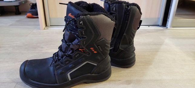 Ботинки Gesto зимові на штучному хутрі 38 роз waterproof
