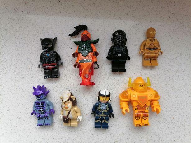 Lego ninjago figurki , star wars figurki, nexo knights, chima