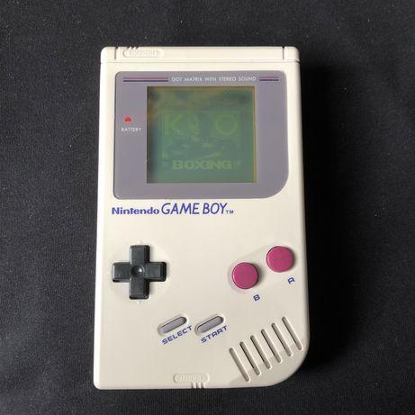 Gameboy Classic DMG super stan, klapka EXT